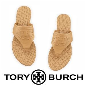 Tory Burch NWOT Quilted Fleming Sandals